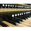 Cherry Wood-Core Classic Pro MIDI Organ Keyboard