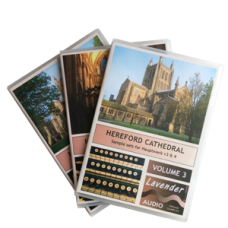 LA - Hereford Cathedral Organ Samples (Completed)