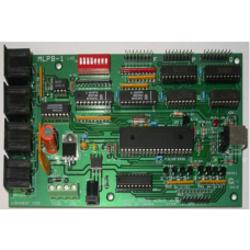 MIDI Lighted Push Button Controller Board