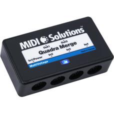 MIDI MultiVoltage Quadra Merge