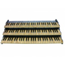 Cherry Wood-Core Pistonless MIDI Keyboards