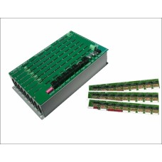 MCU 101 MIDI Control Unit w/ 3 SIB Boards