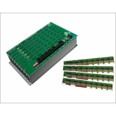 MCU 101 MIDI Control Unit w/ 4 SIB Boards