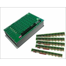 MCU 101 MIDI Control Unit w/ 5 SIB Boards