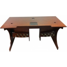 Console Table (Red Walnut)